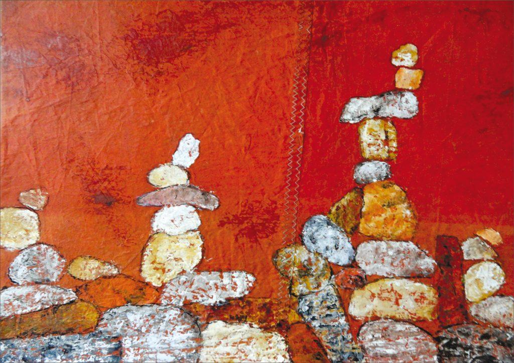 Betty Clavel Artiste Plasticienne