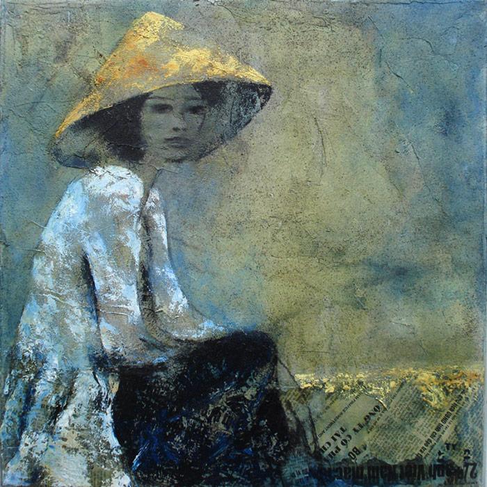 Peintures le Vietnam en vingt tableaux